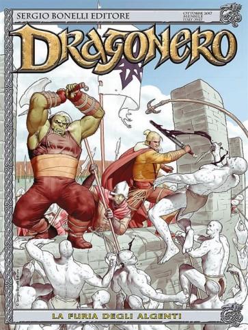 DRAGONERO 53 - LA FURIA DEGLI ALGENTI