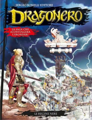 DRAGONERO 56 - LE REGINE NERE