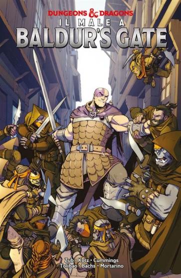 DUNGEONS & DRAGONS 4 - IL MALE A BALDUR'S GATE