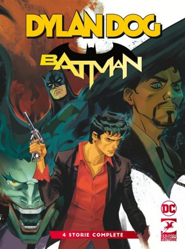 DYLAN DOG BATMAN 0