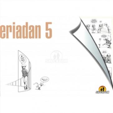 ERIADAN 5 SHOCKDOM EDIZIONI