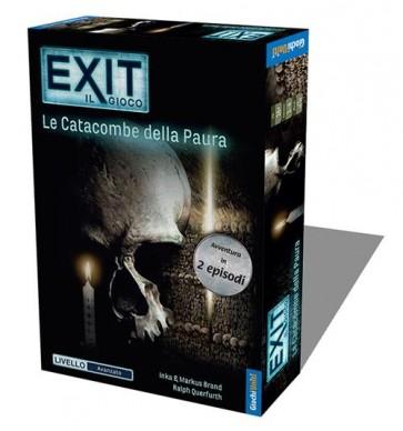 EXIT: LE CATACOMBE DELLA PAURA - 2 EPISODI