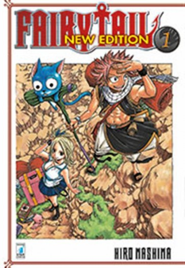 FAIRY TAIL NEW EDITION 1