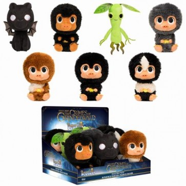FANTASTIC BEASTS 2 - FUNKO SUPERCUTE PLUSH - PROTAGONISTS ASSORTMENT (9)