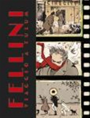 FELLINI ARTIST EDITION LIMITED - PANINI 9L