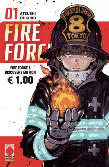FIRE FORCE 1 - DISCOVERY EDITION