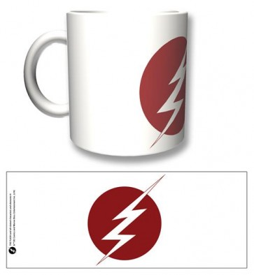 FLASH02 - TAZZA FLASH LIGHTNING LOGO