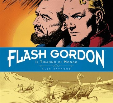 FLASH GORDON: L'EDIZIONE DEFINITIVA, VOL. 2 - IL TIRANNO DI MONGO