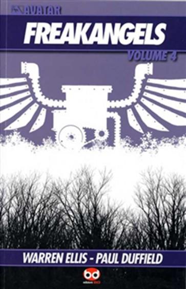 FREAK ANGELS 4