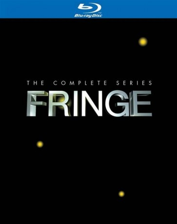 FRINGE - STAGIONE 1-5 (BLU-RAY)