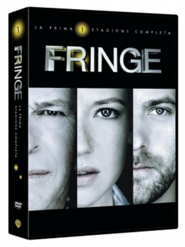 FRINGE - STAGIONE 1 - DVD