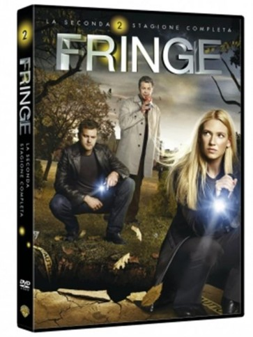 FRINGE - STAGIONE 2 - DVD
