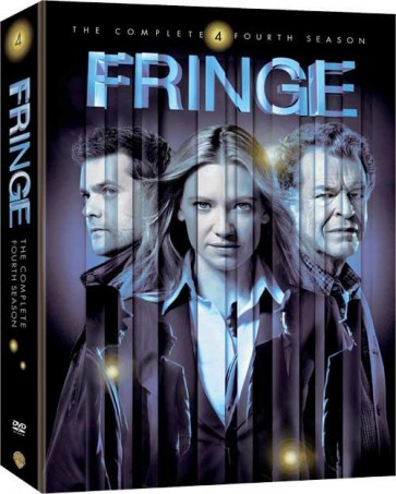 FRINGE - STAGIONE 4 - DVD
