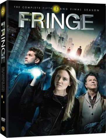 FRINGE - STAGIONE 5 - DVD