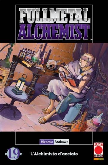 FULL METAL ALCHEMIST 19 - QUARTA RISTAMPA
