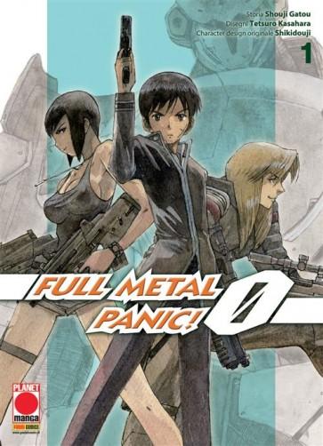 FULL METAL PANIC! ZERO 1