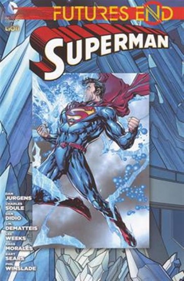 FUTURES END - SUPERMAN 2