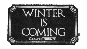 GAME OF THRONES - DOORMAT - WINTER IS COMING