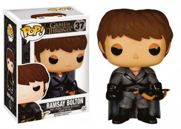 GAME OF THRONES - POP FUNKO VINYL FIGURE 37 RAMSAY BOLTON 10 CM