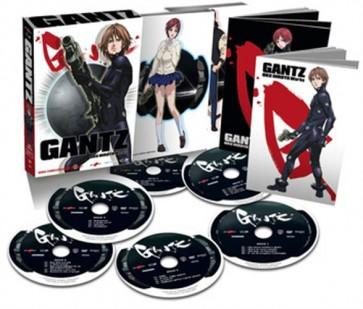 GANTZ, LA SERIE COMPLETA - DVD