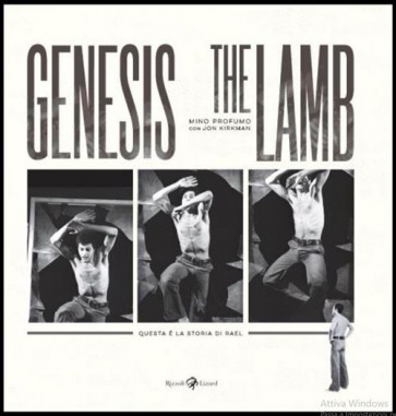 GENESIS THE LAMB - EDIZIONE LIMITATA NUMERATA