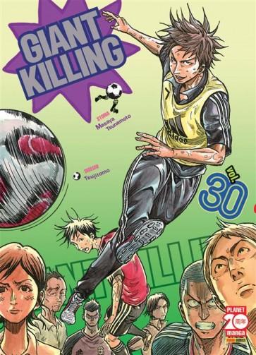 GIANT KILLING 30