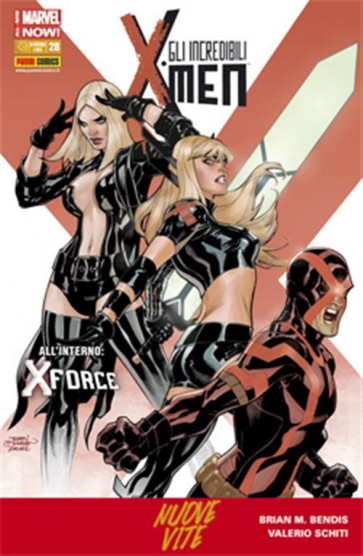GLI INCREDIBILI X-MEN 28 - ALL NEW MARVEL NOW