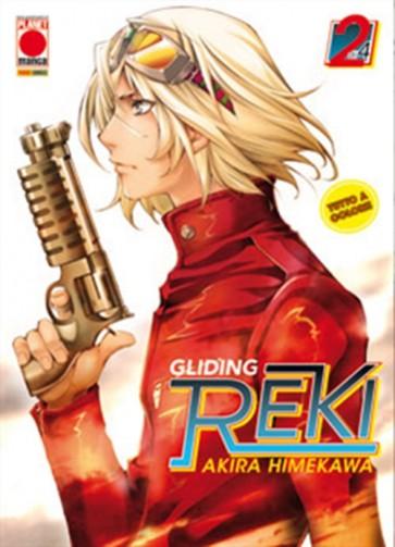 GLIDING REKI 2 (DI 4) COVER B