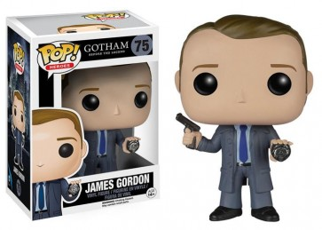 GOTHAM - POP FUNKO VINYL FIGURE 75 JAMES GORDON 10 CM