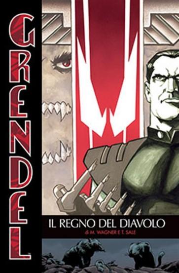 GRENDEL 9 (PANINI) - IL REGNO DEL DIAVOLO