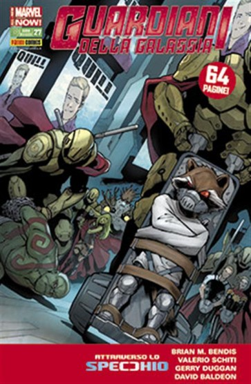 GUARDIANI DELLA GALASSIA 27 - ALL NEW MARVEL NOW