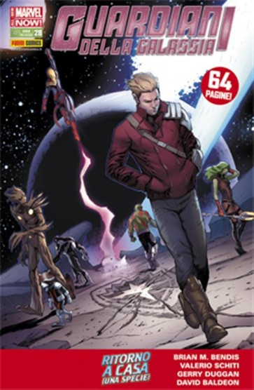 GUARDIANI DELLA GALASSIA 28 - ALL NEW MARVEL NOW