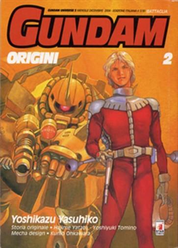 GUNDAM ORIGINI 2