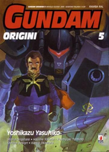 GUNDAM ORIGINI 5