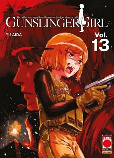 GUNSLINGER GIRL (PANINI) 13