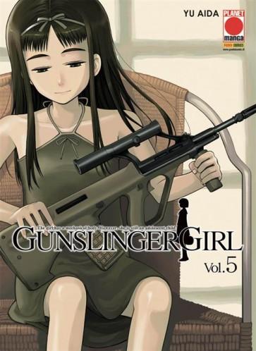 GUNSLINGER GIRL (PANINI) 5