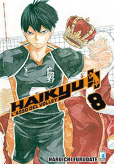 HAIKYU!! 8