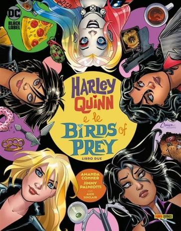 HARLEY QUINN E LE BIRDS OF PREY 2