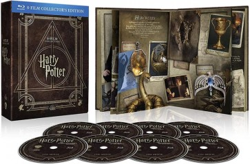 HARRY POTTER - COFANETTO MAGICAL COLLECTION BLU-RAY