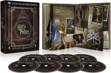 HARRY POTTER - COFANETTO MAGICAL COLLECTION DVD