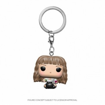 HARRY POTTER - POP FUNKO VINYL KEYCHAIN HERMIONE W/ POTIONS 4CM