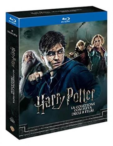 HARRY POTTER 1-8 STANDARD EDITION - BLU-RAY