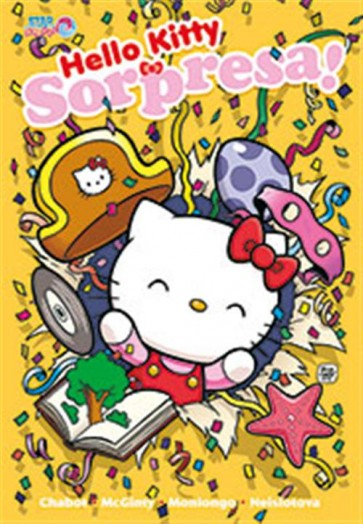 HELLO KITTY - SORPRESA!