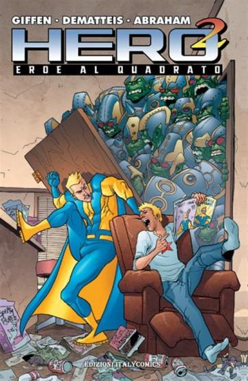 HERO SQUARED VOLUME 1