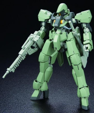 HG IRON BLOODED ORPHANS 002 GRAZE STANDARD TYPE 1/144