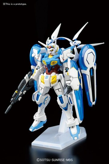 HG REC 17 GUNDAM G-SELF WITH PERFECT PACK 1/144