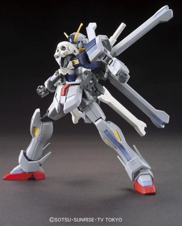 HGBF 014 CROSS BONE GUNDAM MAOH 1/144