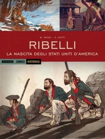 HISTORICA 37 - RIBELLI 1