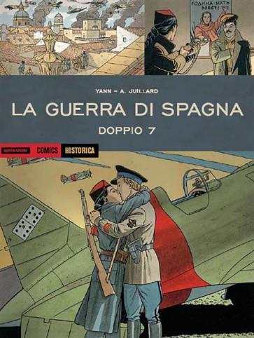 HISTORICA 85 - LA GUERRA DI SPAGNA - DOPPIO 7