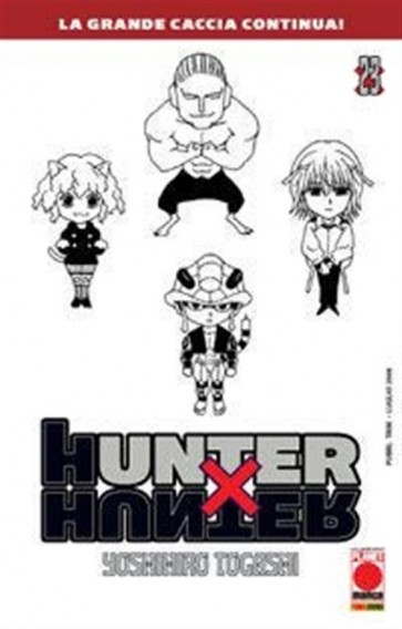 HUNTER X HUNTER 23 - SECONDA RISTAMPA